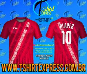 Camisa Esportiva Futebol Futsal Camiseta Uniforme (500)