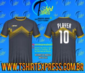 Camisa Esportiva Futebol Futsal Camiseta Uniforme (503)