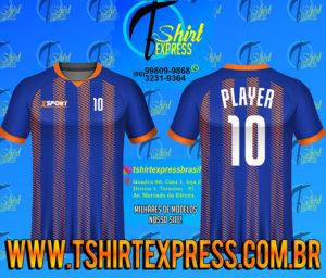 Camisa Esportiva Futebol Futsal Camiseta Uniforme (504)