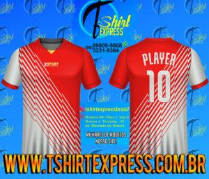 Camisa Esportiva Futebol Futsal Camiseta Uniforme (507)
