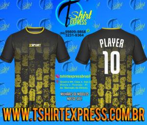 Camisa Esportiva Futebol Futsal Camiseta Uniforme (508)