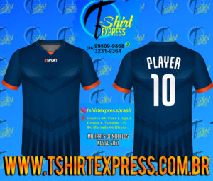 Camisa Esportiva Futebol Futsal Camiseta Uniforme (509)