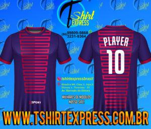 Camisa Esportiva Futebol Futsal Camiseta Uniforme (512)
