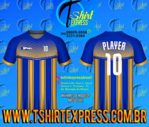 Camisa Esportiva Futebol Futsal Camiseta Uniforme (513)