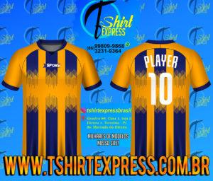 Camisa Esportiva Futebol Futsal Camiseta Uniforme (514)