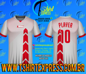 Camisa Esportiva Futebol Futsal Camiseta Uniforme (515)