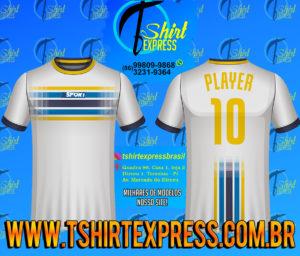 Camisa Esportiva Futebol Futsal Camiseta Uniforme (516)