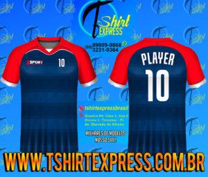 Camisa Esportiva Futebol Futsal Camiseta Uniforme (517)