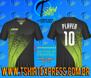 Camisa Esportiva Futebol Futsal Camiseta Uniforme (518)