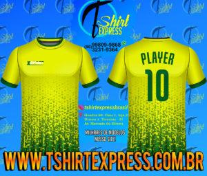 Camisa Esportiva Futebol Futsal Camiseta Uniforme (519)