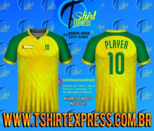 Camisa Esportiva Futebol Futsal Camiseta Uniforme (520)