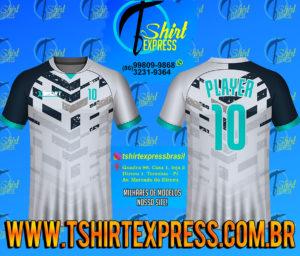 Camisa Esportiva Futebol Futsal Camiseta Uniforme (521)