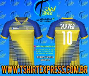 Camisa Esportiva Futebol Futsal Camiseta Uniforme (523)