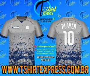 Camisa Esportiva Futebol Futsal Camiseta Uniforme (525)