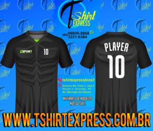 Camisa Esportiva Futebol Futsal Camiseta Uniforme (526)