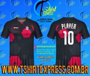 Camisa Esportiva Futebol Futsal Camiseta Uniforme (527)