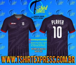 Camisa Esportiva Futebol Futsal Camiseta Uniforme (528)