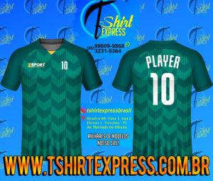 Camisa Esportiva Futebol Futsal Camiseta Uniforme (531)