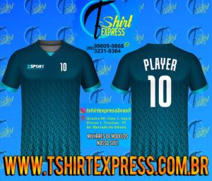 Camisa Esportiva Futebol Futsal Camiseta Uniforme (532)