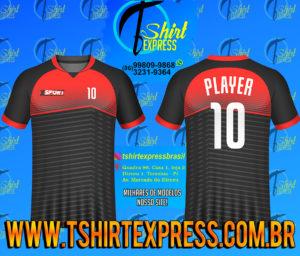 Camisa Esportiva Futebol Futsal Camiseta Uniforme (535)