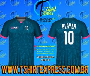 Camisa Esportiva Futebol Futsal Camiseta Uniforme (536)