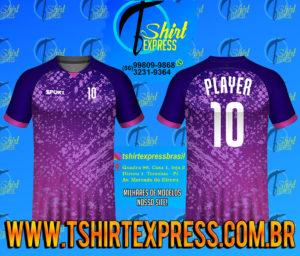 Camisa Esportiva Futebol Futsal Camiseta Uniforme (540)