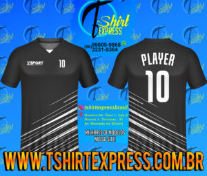 Camisa Esportiva Futebol Futsal Camiseta Uniforme (541)