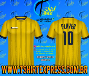 Camisa Esportiva Futebol Futsal Camiseta Uniforme (544)