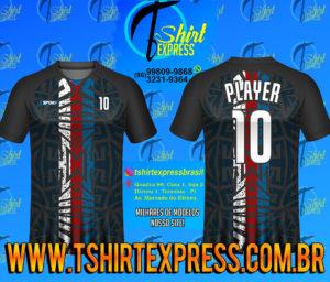 Camisa Esportiva Futebol Futsal Camiseta Uniforme (546)