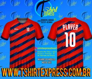 Camisa Esportiva Futebol Futsal Camiseta Uniforme (547)