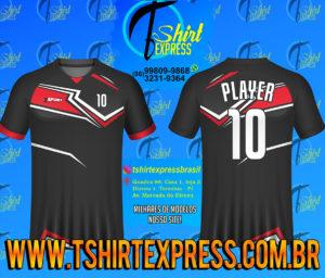 Camisa Esportiva Futebol Futsal Camiseta Uniforme (548)