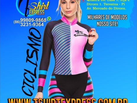 Camisas de Ciclismo Ciclista Teresina Piaui (5)